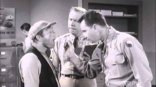 Ernest T. Bass And The Army - (Andy Griffith Show Clip)
