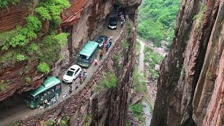 World's most Dangerous Mountain Roads Documentary HD