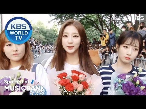 [Spotted at Musicbank] 뮤직뱅크 출근길 - BTS, Lovelyz, KHAN, NFlying, UNI.T [2018.05.25]