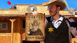 EXTREME Bounty Hide & Seek! *ARRESTED IF FOUND*
