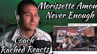 Tearful Reaction - Morissette Amon - Never Enough