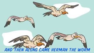 Herman the Worm   Camp Songs   Kids Songs   Children's Songs by The Learning Station