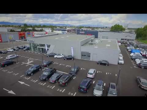 <p>Audi By My Car installation in France</p>