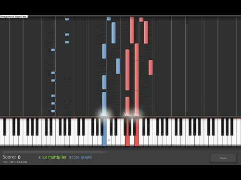 How to play Phantom Of The Opera on piano