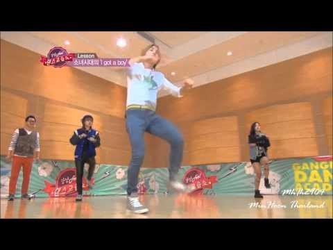BTOB's Ilhoon Cover Dance (Gangnam Dance School)