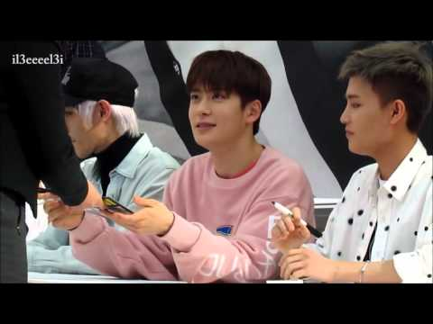 160426 NCT Fan sign JAEHYUN FOCUS