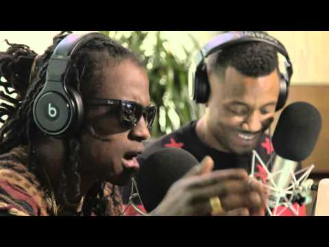 Audio Push Freestyle at Beats1 with E-Bro