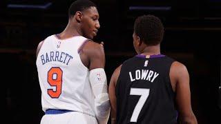 Toronto Raptors vs New York Knicks Full Game Highlights   April 11   2021 NBA Season