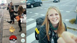 BRA SIZE and POKEMON GO! - Travel vlog 154