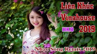 HKB | Liên Khúc Nhạc Trẻ Remix 2019 | Organ Nguyễn Hùng