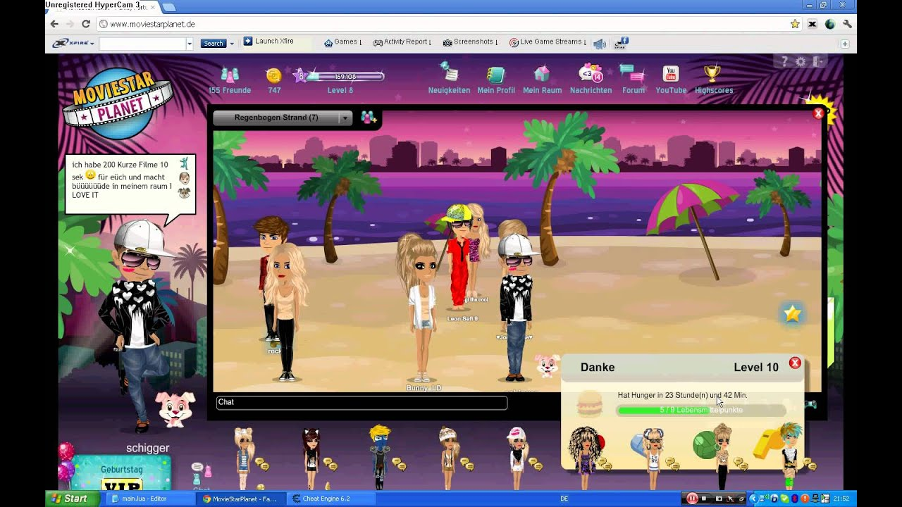 moviestarplanet hack no download no survey