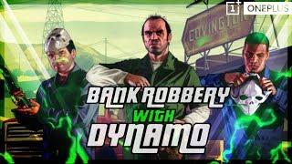 DYNAMO PLAYS GTA V ROLE PLAY  | PUBG MOBILE KAL KHELENGE
