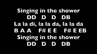 Shower Becky G Notes