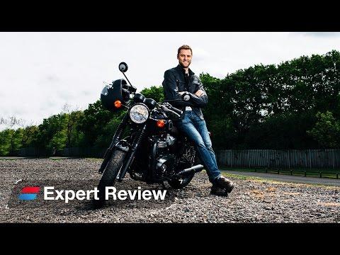 2016 Triumph Bonneville T120 bike review