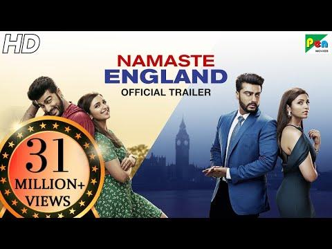 Namaste England - Official Trailer - Arjun Kapoor, Parineeti Chopra - Vipul Amrutlal Shah