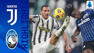 Juventus 1-1 Atalanta | Gollini Helps La Dea to a Point After Chiesa Stunner | Serie A TIM