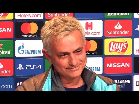 Jose Mourinho FULL Pre-Match Press Conference - Bayern Munich v Tottenham - Champions League