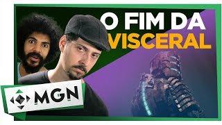 VISCERAL GAMES FECHADA E O FUTURO DE STAR WARS | MGNCast #81