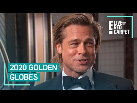"""Brad Pitt Spills BTS Details on """"Once Upon a Time in Hollywood"""" 