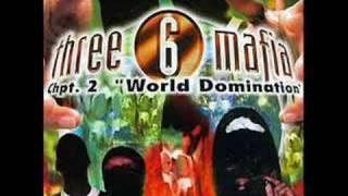 Three 6 Mafia - Who Got Them 9's feat Project Pat