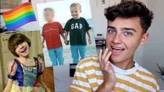 CHILDHOOD SIGNS I WAS GAY (LGBT Kid)