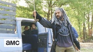 The Walking Dead Showrunner on the New Worlds of Season 7
