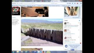 """Ancient """"H"""" Blocks of Puma Punku SOLVED Finally! Aligns To 88 Degrees & H's are 8's!!!!"""