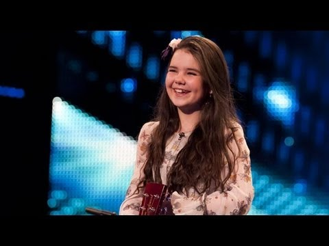 Lauren Thalia Turn My Swag On - Britain's Got Talent 2012 audition - International version