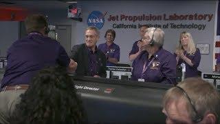 NASA Mission Control Live: Cassini's Finale at Saturn