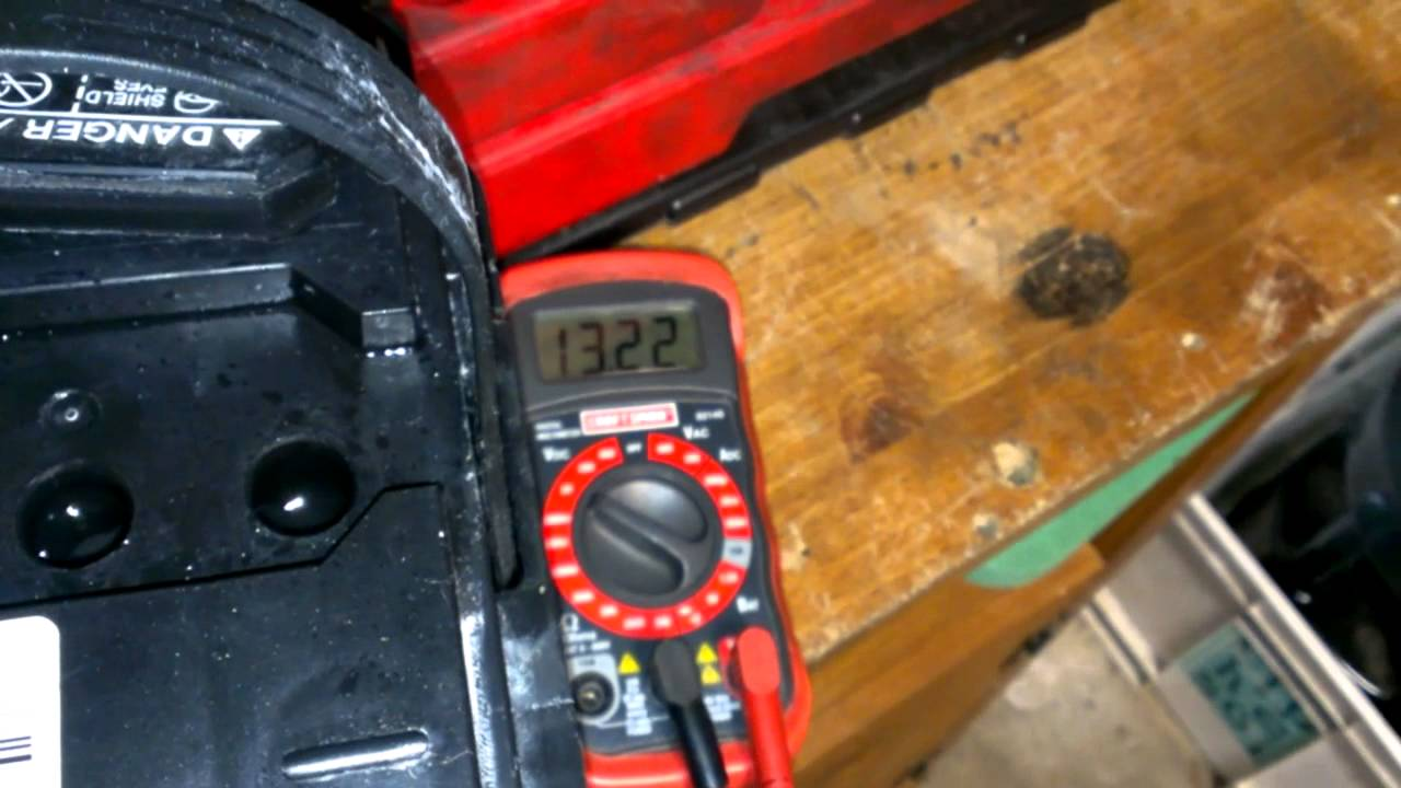 How To Revive Old Car Battery Dead Cell
