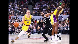 Alex Caruso and Dwight Howard: Lakers X-Factors