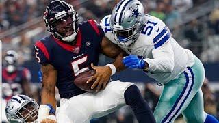 The Dallas Cowboys Defense vs Texans | Quick Film Session | Preseason 2019 Part II