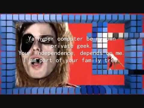 Bonaparte - Computer in love (+lyrics)