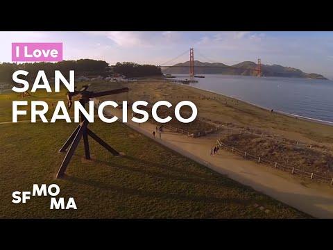 Artists ♥ San Francisco: Mark di Suvero | SFMOMA Shorts