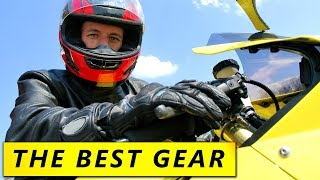 How to Choose the Right Motorcycle Gear