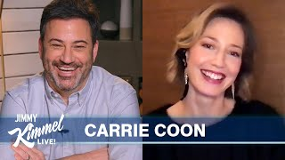 Carrie Coon on Bill Murray, Ghostbusters & The Leftovers Ending