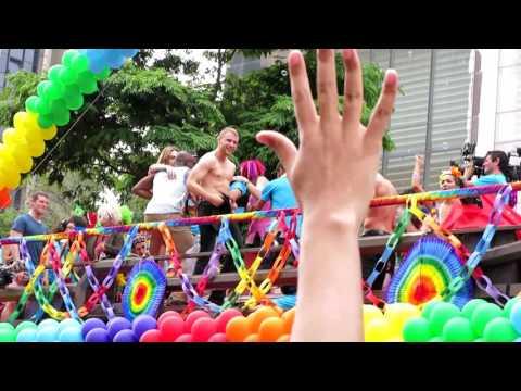 sense8 na 20ª parada gay de são paulo 2016