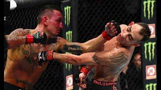 UFC 236: Max Holloway versus Tony Ferguson Full Fight Video Breakdown by Paulie G