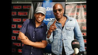 Part 1: Dave Chappelle: Talks Netflix Money, Trump, Key and Peele, Bombing on Stage