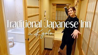 Welcome to my Home in Kyoto for the Week | Traditional Japanese Inn Tour