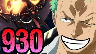 One Piece Chapter 930 Review