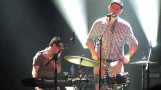 'Loneliness and Alcohol' (Live) | Jars of Clay