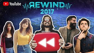 Let's Rewind YouTube India 2017