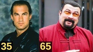 Steven Seagal From 1 to 66 Years Old