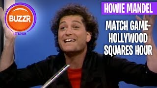 HOWIE MANDEL...with HAIR?!    BUZZR