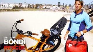 Electric Bike vs Buggy: Will Harries New Idea Give Bondi Lifeguards the Edge?