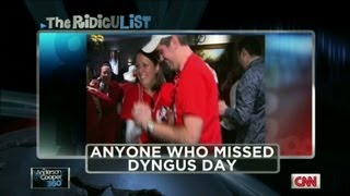 RidicuList: People who missed Dyngus Day