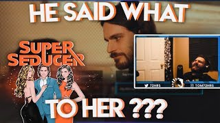 HE SAID WHAT TO HER !!! l Tom Plays Super Seducer #1