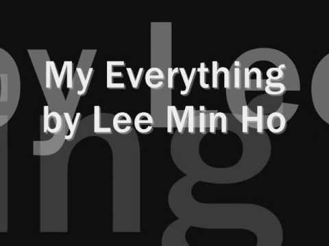My Everything (Boys Over Flowers OST) lyrics