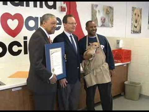 Commissioner Pitts Recognizes Atlanta Humane Society on World Spay Day